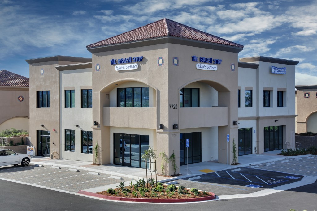 Exterior Photo of Our Carlsbad, CA Pediatric Dental Location
