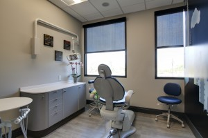 Treatment Room- The Brush Stop Pediatric Dentist Mercury-Free