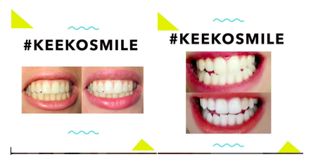 keeko oil at pediatric dentist The BRUSH STOP Dr. Jenna Khoury