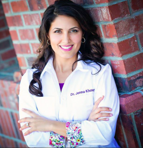 Dr. Jenna Khoury, DMD, pediatric dentist in carslbad 92009